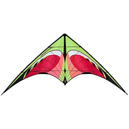 (Prism Quantum Dual-line Stunt Kite, Fire)
