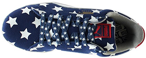 sale shopping online Puma Suede RWB Men US 11.5 Blue Sneakers clearance manchester great sale countdown package cheap online discount pick a best cheap discount xZbxL