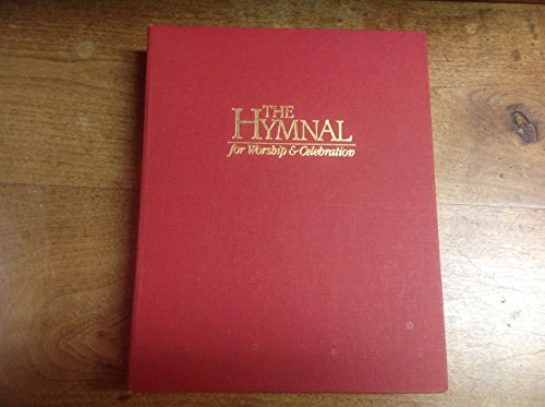 (The Hymnal for Worship and Celebration Accompaniment Keyboardist Pianist Edition 3 Hole Punch Hardcover)
