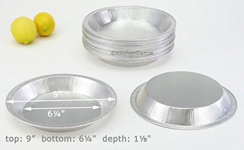 Disposable/Reusable Heavy Duty Aluminum 9