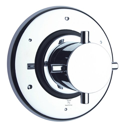 Chrome 3 Way Diverter - 7