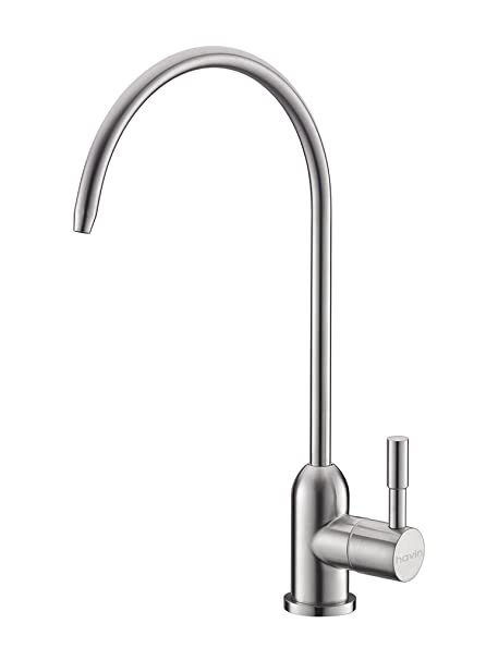 Drinking Water Faucet >> Havin Stainless Steel Non Air Gap Lead Free Reverse Osmosis Faucet