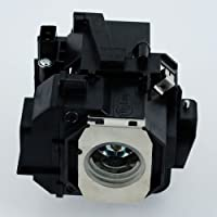 GLAMPS ELPLP49 / V13H010L49 Replacement Compatible Projector Housing for EPSON PowerLite Home Cinema 6100/6500UB/8100/8350/8500UB/8700UB