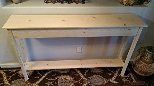 Pine Sofa Table - 3