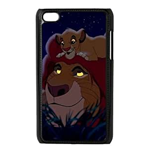 PCSTORE Phone Case Of Lion King For Ipod Touch 4