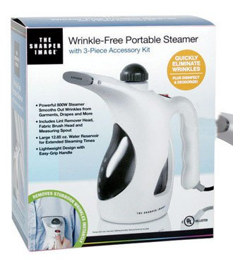 Sharper Image Steamer 1617290 product image