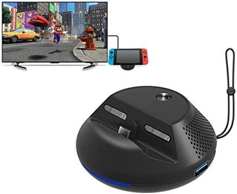 TV Dock, HDMI Adaptador para Nintendo Switch: Amazon.es: Electrónica