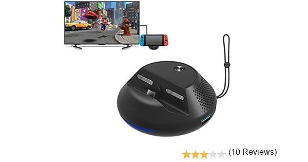 TV Dock, HDMI Adaptador para Nintendo Switch – PeakLead NS TV ...