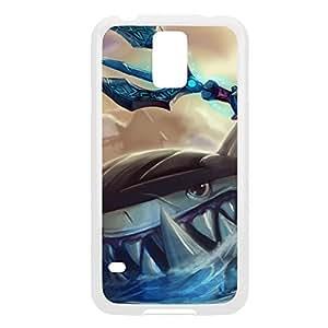 Fizz-001 League of Legends LoL case cover Samsung Galaxy Note3 - Plastic White