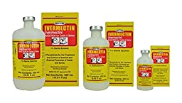 Ivermectin injection for cattle and swine 50ml