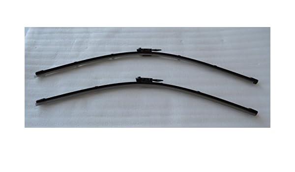 CAIXCAR 2 X escobillas de limpiaparabrisas especificas Viano W639 Vito wiper blades: Amazon.es: Coche y moto