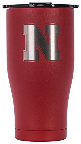 ORCA Chaser Laser Etched University of Nebraska Cooler, Red, 27 oz by ORCA
