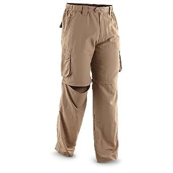 Natural Gear Switchback Pants, KHAKI, M