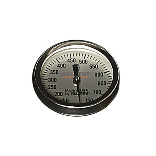 Golden's Cast Iron 13624 20.5 Cooker Temperature Gauge