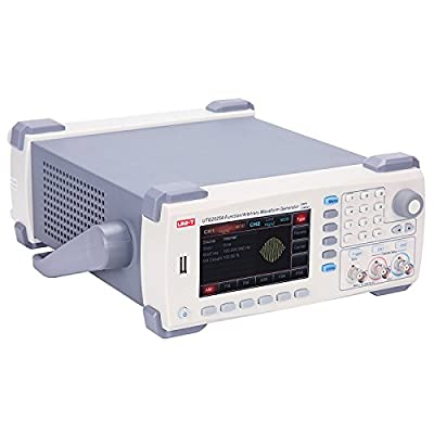 UNI-T UTG2025A Function/Arbitrary Waveform Generator Channels 2 Sample Rate 200MS/s Frequency 25MHz Sine, Square, Ramp, Triangle, Pulse, Noise, DC, Arb USB Software