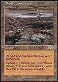 Magic: the Gathering - Blasted Landscape - Urza's Saga
