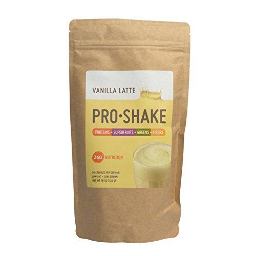 Pro Shake (Vanilla Latte)