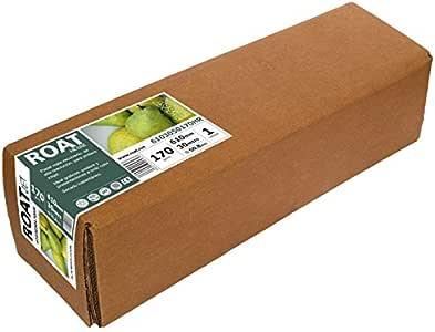 Rollo de plotter A1 opaco mate 170 GR Alta Resolución 610 cm x 30 m. Para impresión a todo color y monocromo en todo tipo de plotters inkjet.: Amazon.es: Oficina y papelería