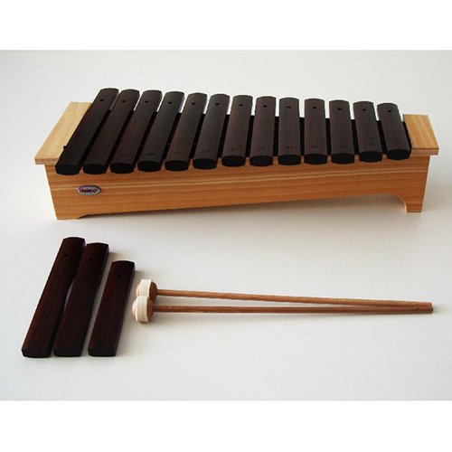 XILOFONO DIATONICO - Honsuy (Xilofono Soprano Diatonico) Do/La (Madera Palosanto) (49140) T