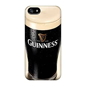For Free Walking Iphone Protective Case, High Quality For Iphone 5/5s Guinness Skin Case Cover