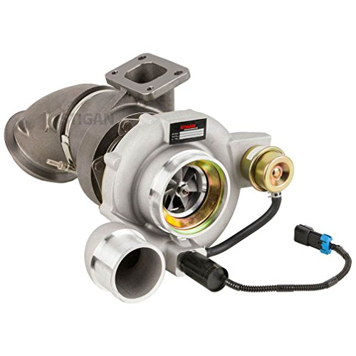 (Stigan Turbo Turbocharger w/Actuator For Dodge Ram Cummins 5.9L Diesel 2004.5-2009 Replaces Holset HE351CW - Stigan 847-1432 New)