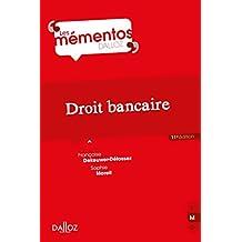 Droit bancaire (Mémentos) (French Edition)