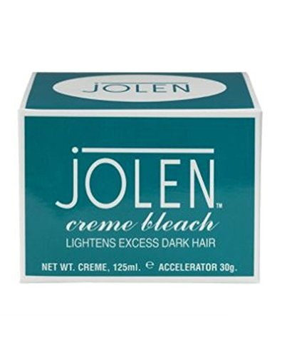 Jolen Creme Bleach Mild 125Ml - Pack of 2 by Jolen