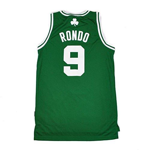 NBA Boston Celtics Rajon Rondo Swingman Jersey, Green/White, (Boston Celtics Swingman Jersey)