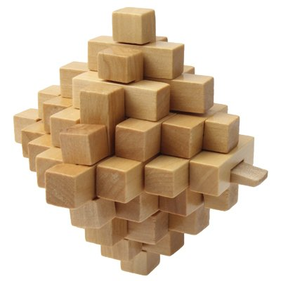 Wooden Adult Educational Toys Wooden Adult Educational Toy/Pineapple Lock kids toys Early Education Wood Toys: Everything Else