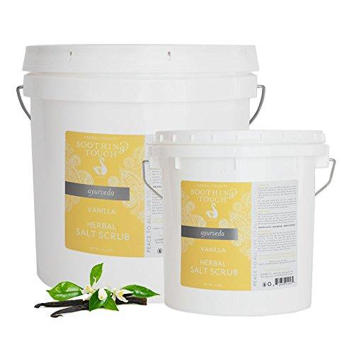 Soothing Touch W67365V20 Salt Scrub Vanilla, 20-Pound