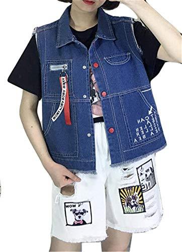Gilet Jeans Jeans Femme Fashion Femme Femme Fashion Fashion El El El Jeans Gilet Jeans Gilet 5fwIqw1