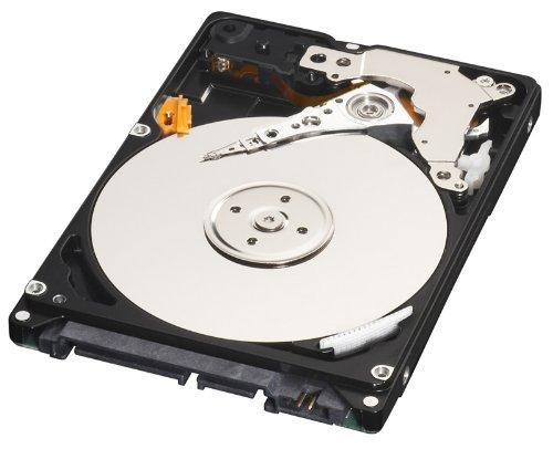 WD Black 320 GB Mobile Hard Drive, 2.5 Inch, 7200 RPM, SATA II, 16 MB Cache (WD3200BEKT)  (Old Model) by Western Digital (Image #3)