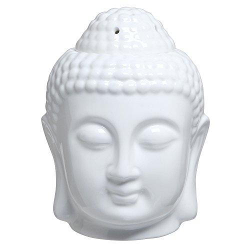 Translucent Ceramic Buddha Tealight Aromatherapy