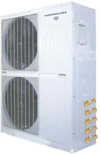 Large White Thermocore T321Q-12X5-Cassette Ductless Mini Split Air Condition Heat Pump