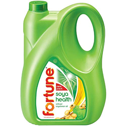 Fortune Soya Bean Oil Jar, 5L