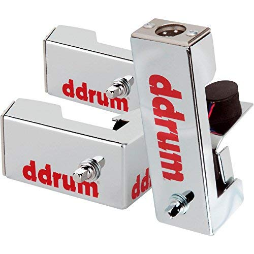 ddrum CETOURPK CE Trigger Pack with Case and Cables by Ddrum (Image #3)