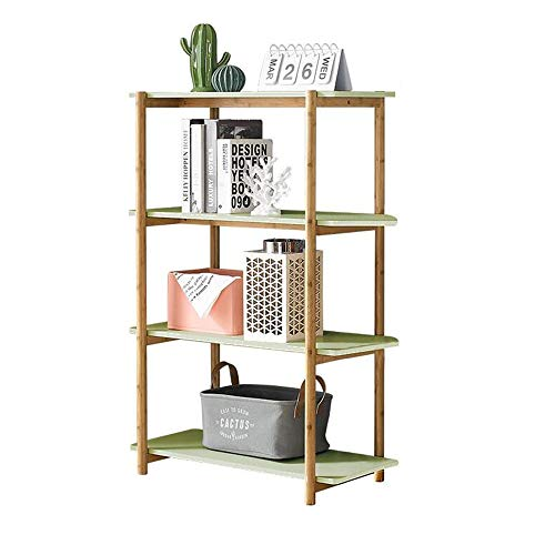 Amazon.com: Jcnfa-Shelves - Estantería redonda para ...