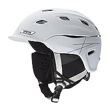 Smith Optics Unisex Adult Vantage MIPS Snow Sports Helmet - Matte White Medium (55-59CM)