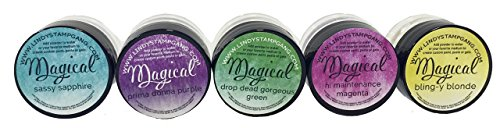 Lindy's Stamp Gang Drop Dead Diva Magical Set Jars, 0.25 oz by Lindy's Stamp Gang