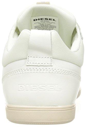 "Diesel ""Happy Hours"" S-tage - Sneaker - Zapatillas Hombre Weiß (H6206 Ice)"