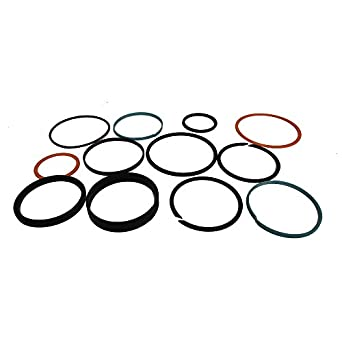amazon com ah212096 new seal kit for john deere dozer steering rh amazon com