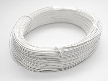 Amazon.com: Firstcom Twist Ties Cable Binder Roll 820 Feet (250m ...
