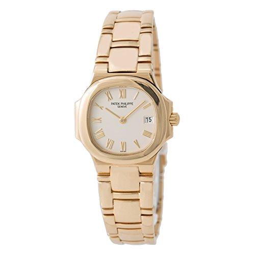 Patek Philippe Nautilus quartz womens Watch 4700/51J-001 (Certified Pre-owned) - Patek Philippe Ladies