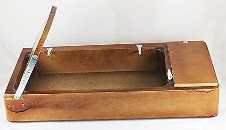 La Canilla ® - Maleta para Refrey 427-430 y otras con Zócalo de Madera: Amazon.es: Hogar