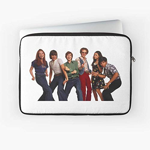That 70S Show Gang Laptop Sleeve - Fits Most Slim laptops.