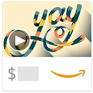Amazon eGift Card - Congratulations Type (Animated) (B07MDQHZ7W) | Amazon price tracker / tracking, Amazon price history charts, Amazon price watches, Amazon price drop alerts