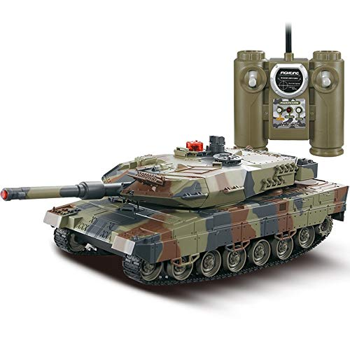 LoMe Remote Control Tank, Toy Tank 1: 24 Simulation for sale  Delivered anywhere in USA