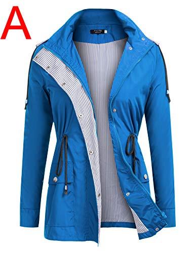 Buy women anorak jacket waterproof