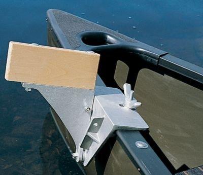 Canoe Trolling Motor Mount Heavy Duty Aluminum Wood Canoe