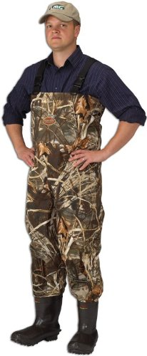 Waterfowl Wading Systems Max-4 Breathable Bootfoot Wader (11 Stout)